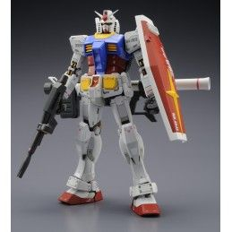 BANDAI MASTER GRADE MG GUNDAM RX-78-2 VER 3.0 1/100 MODEL KIT
