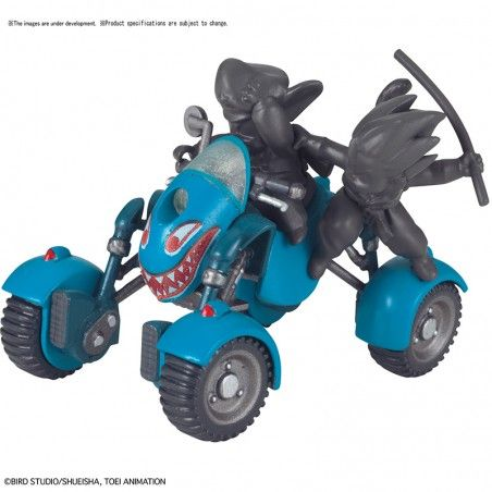 DRAGON BALL MECHA COLLECTION OOLONG ROAD BUGGY MODEL KIT ACTION FIGURE