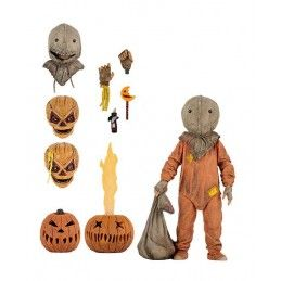 TRICK R TREAT ULTIMATE SAM ACTION FIGURE NECA