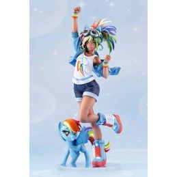MY LITTLE PONY BISHOUJO - RAINBOW DASH 1/7 24 CM STATUE FIGURE KOTOBUKIYA