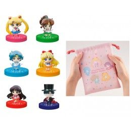 MEGAHOUSE SAILOR MOON PETIT CHARA PUNISHMENT LTD SET FIGURES