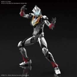 BANDAI FIGURE RISE ULTRAMAN SUIT EVIL TIGA 1/12 MODEL KIT ACTION FIGURE