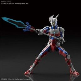 BANDAI FIGURE RISE ACTION ULTRAMAN SUIT ZERO 1/12 MODEL KIT ACTION FIGURE
