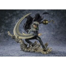 ONE PIECE ZERO SIR CROCODILE PARAMOUNT WAR STATUE FIGURE BANDAI