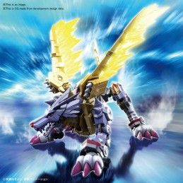 BANDAI DIGIMON FIGURE RISE GARURUMON AMPLIFIED MODEL KIT FIGURE