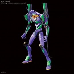 BANDAI LMHG EVANGELION EVA 01 NEW THEATRICAL VER MODEL KIT ACTION FIGURE