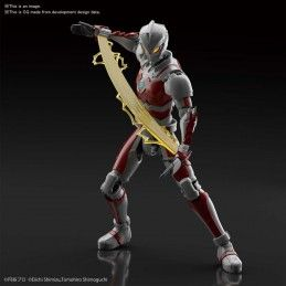 BANDAI FIGURE RISE ACTION ULTRAMAN SUIT A 1/12 MODEL KIT ACTION FIGURE
