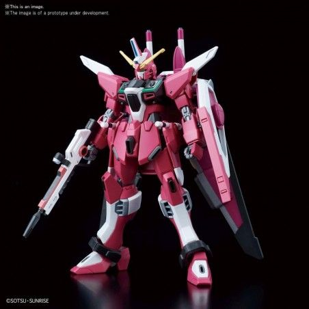 HIGH GRADE HGCE GUNDAM INFINITE JUSTICE 1/144 MODEL KIT FIGURE