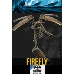 BATMAN MINIATURE GAME - FIREFLY MINI RESIN STATUE FIGURE KNIGHT MODELS