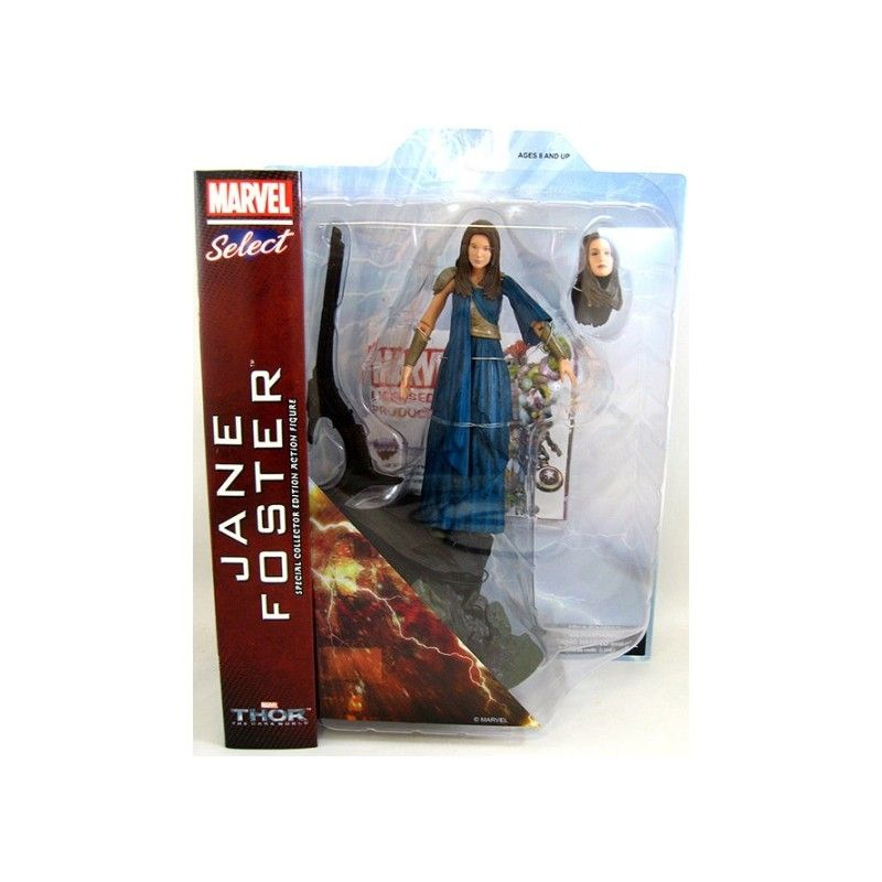 DIAMOND SELECT MARVEL SELECT THOR 2 THE DARK WORLD - JANE FOSTER ACTION FIGURE
