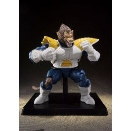 BANDAI DRAGON BALL Z GREAT APE VEGETA S.H. FIGUARTS WEB EXCLUSIVE ACTION FIGURE