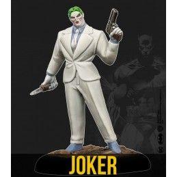 KNIGHT MODELS BATMAN MINIATURE GAME - JOKER AND ROBOTIC DOLLS MINI RESIN STATUE FIGURE
