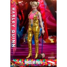 BIRDS OF PREY - HARLEY QUINN MASTERPIECE 1/6 30CM ACTION FIGURE HOT TOYS