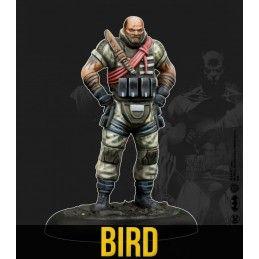 KNIGHT MODELS BATMAN MINIATURE GAME - BIRD AND MERCS MINI RESIN STATUE FIGURE