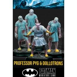 BATMAN MINIATURE GAME -...