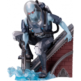 BATMAN ROUGES MULTI-PART - MR. FREEZE GALLERY 20CM FIGURE STATUE DIAMOND SELECT