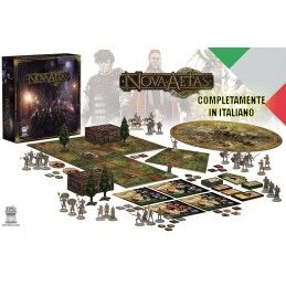 NOVA AETAS CORE GAME BOARDGAME GIOCO DA TAVOLO IN ITALIANO