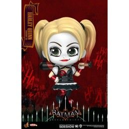 HOT TOYS BATMAN ARKHAM KNIGHT - HARLEY QUINN COSBABY MINI FIGURE