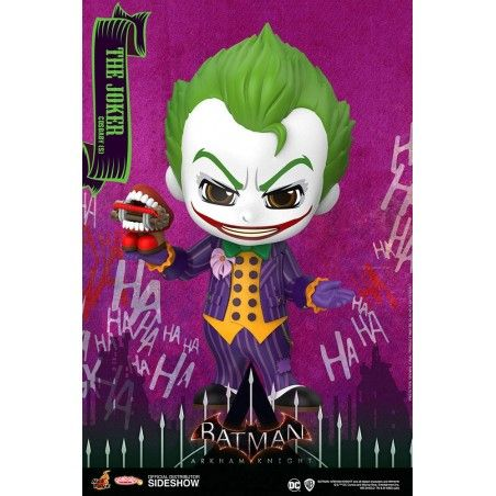 BATMAN ARKHAM KNIGHT - THE JOKER COSBABY MINI FIGURE