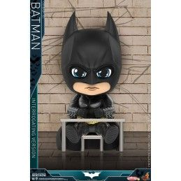 HOT TOYS BATMAN THE DARK KNIGHT TRILOGY - BATMAN INTERROGATING VERSION COSBABY MINI FIGURE