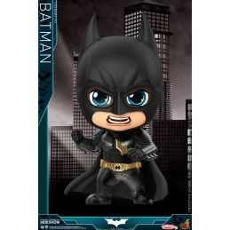 BATMAN THE DARK KNIGHT TRILOGY - BATMAN COSBABY MINI FIGURE HOT TOYS