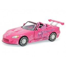 FAST AND FURIOUS - DIE CAST METAL SUKI'S HONDA S2000 1/24 MODEL JADA TOYS