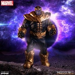 THANOS ONE:12 COLLECTIVE ACTION FIGURE MEZCO TOYS