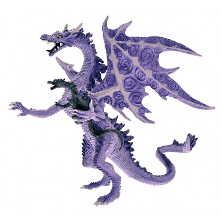 DRAGONS SERIES - MOTHER AND BABY DRAGON ACTION FIGURE