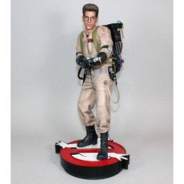GHOSTBUSTERS EGON SPENGLER 1/4 STATUE 48 CM FIGURE HOLLYWOOD COLLECTIBLES