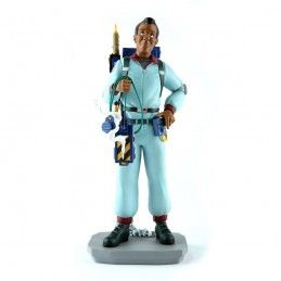 THE REAL GHOSTBUSTERS WINSTON ZEDDEMORE STATUE 25CM RESIN FIGURE CHRONICLE COLLECTIBLES