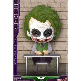 HOT TOYS BATMAN THE DARK KNIGHT TRILOGY - THE JOKER LAUGHING COSBABY MINI FIGURE