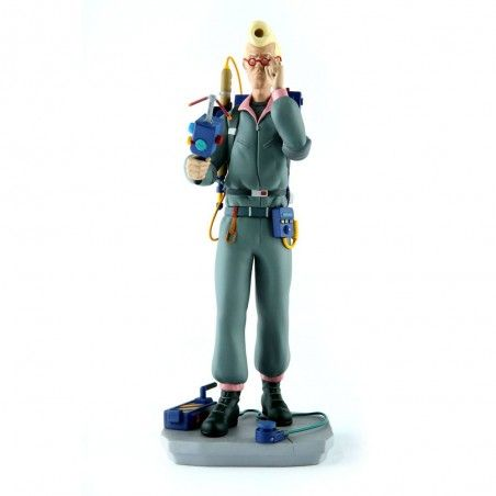 THE REAL GHOSTBUSTERS EGON SPENGLER STATUE 25CM RESIN FIGURE