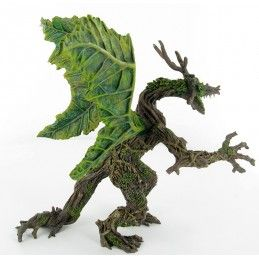 DRAGONS SERIES - SPRING LEAF DRAGON ACTION FIGURE PLASTOY