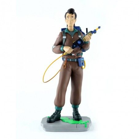 THE REAL GHOSTBUSTERS PETER VENKMAN STATUE 25CM RESIN FIGURE