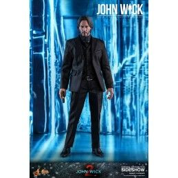 JOHN WICK CHAPTER 2 - JOHN WICK MASTERPIECE 30CM ACTION FIGURE HOT TOYS