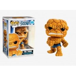 FUNKO POP! MARVEL FANTASTIC FOUR - THE THING BOBBLE HEAD FIGURE FUNKO