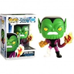 FUNKO POP! MARVEL FANTASTIC FOUR - SUPER-SKRULL BOBBLE HEAD FIGURE FUNKO