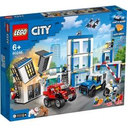 LEGO CITY - POLICE STATION...