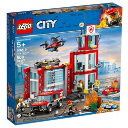 LEGO CITY - CASERMA DEI...