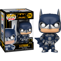 FUNKO POP! BATMAN 80 YEARS - BATMAN 1997 MOVIE BOBBLE HEAD FIGURE FUNKO