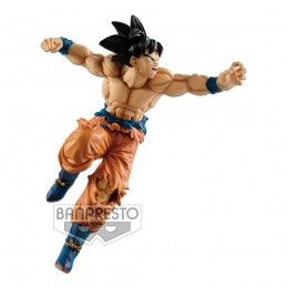 DRAGON BALL SUPER TAG FIGHTERS - SON GOKU PVC STATUE 18CM FIGURE BANPRESTO