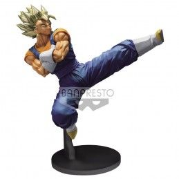DRAGON BALL Z BLOOD OF SAIYANS - SUPER SAIYAN VEGETTO PVC STATUE 15CM FIGURE BANPRESTO