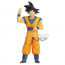 BANPRESTO DRAGON BALL Z ZOKEI EKIDEN - OUTWARD SON GOKU PVC STATUE 21CM FIGURE