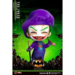 HOT TOYS BATMAN (1989) - THE JOKER LAUGHING COSBABY MINI FIGURE
