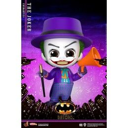 BATMAN (1989) - THE JOKER COSBABY MINI FIGURE HOT TOYS