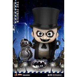 BATMAN RETURNS - THE PENGUIN COSBABY MINI FIGURE HOT TOYS