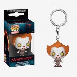 IT 2 POCKET POP! KEYCHAIN PORTACHIAVI PENNYWISE FUNKO