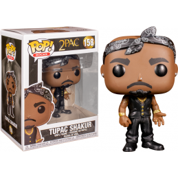 FUNKO FUNKO POP! 2PAC TUPAC SHAKUR BOBBLE HEAD KNOCKER