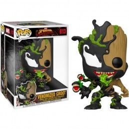 FUNKO FUNKO POP! VENOMIZED GROOT SUPER SIZED BOBBLE HEAD KNOCKER
