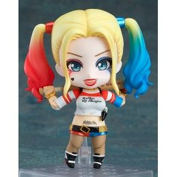 GOOD SMILE COMPANY SUICIDE SQUAD - HARLEY QUINN NENDOROID ACTION FIGURE